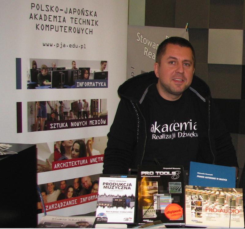 mgr Krzysztof Maszota